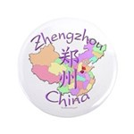 Zhengzhou China Map 3.5