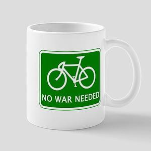 BICYCLE. No War Needed Mug