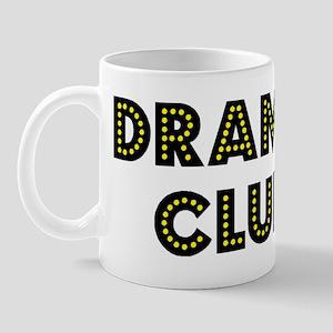 """Drama Club """"Label Me"""" Mug"""
