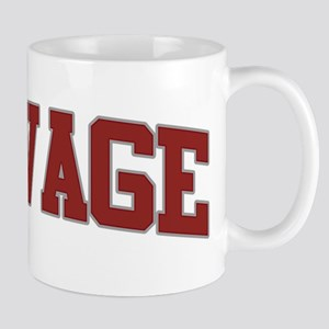 SAVAGE Design Mug
