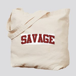 SAVAGE Design Tote Bag
