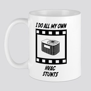 HVAC Stunts Mug