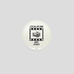 HVAC Stunts Mini Button