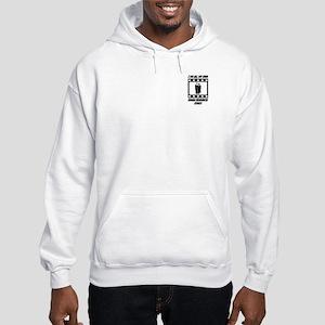 Human Resources Stunts Hooded Sweatshirt