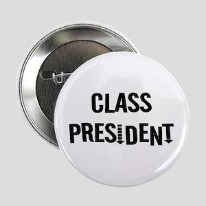 "Class President ""Label Me"" Button"