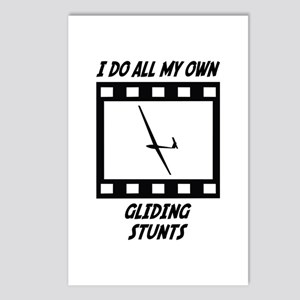 Gliding Stunts Postcards (Package of 8)