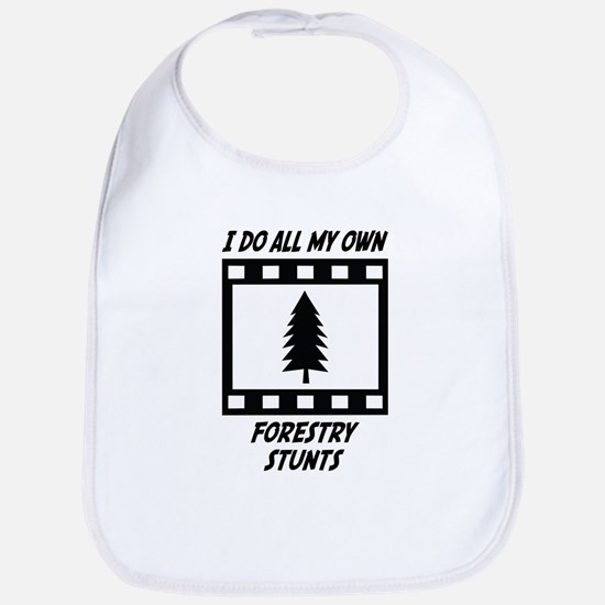 Forestry Stunts Bib