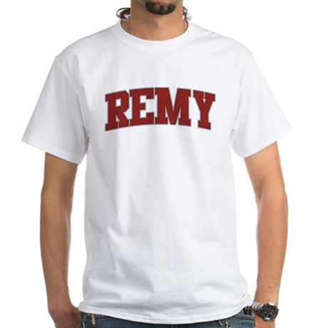 REMY Design White T-Shirt
