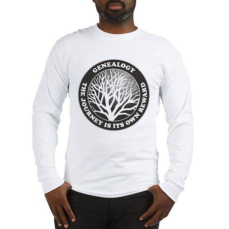 Journey Reward (Gy) Long Sleeve T-Shirt