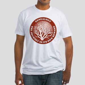 Journey Reward (Rd) Fitted T-Shirt