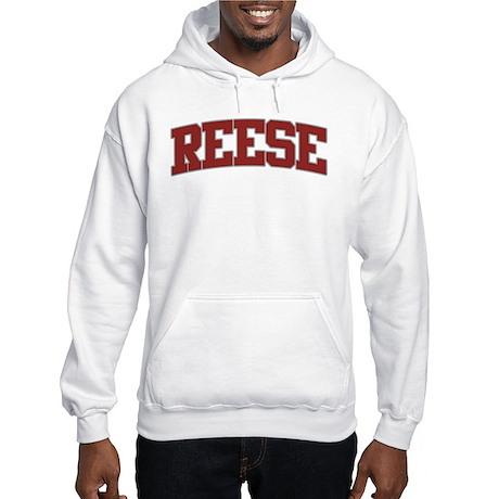 REESE Design Hooded Sweatshirt