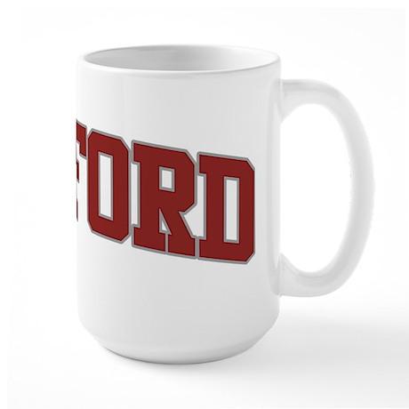 RADFORD Design Large Mug