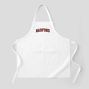 RADFORD Design BBQ Apron