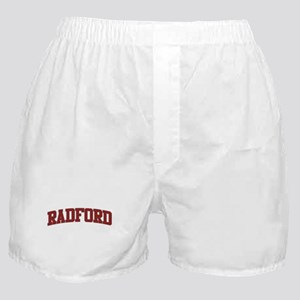 RADFORD Design Boxer Shorts