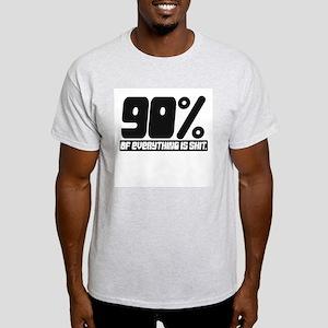 90% Light T-Shirt