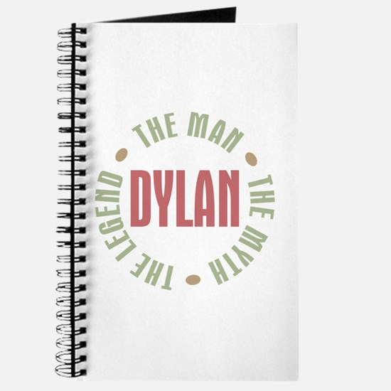 Dylan Man Myth Legend Journal
