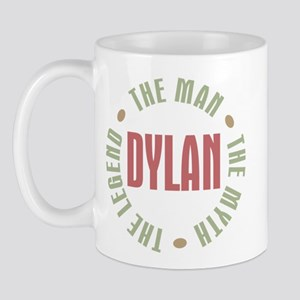 Dylan Man Myth Legend Mug