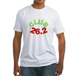 Club 26.2 Fitted T-Shirt