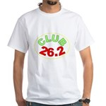 Club 26.2 White T-Shirt