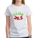 Club 26.2 Women's T-Shirt
