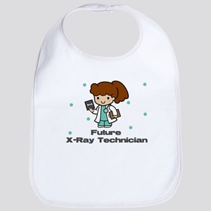 Future X-Ray tech Baby infant Toddler Bib