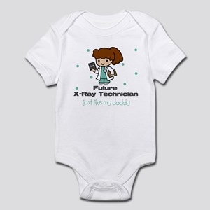 Future -ray Tech like Daddy Baby Infant Bodysuit