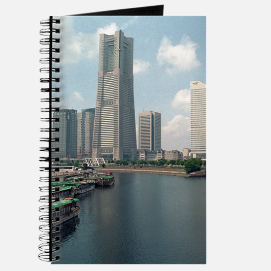 Yokohama Landmark Tower Journal