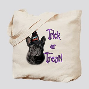 Frenchie Trick Tote Bag