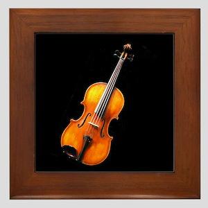 Violin / Viola 2 Framed Tile