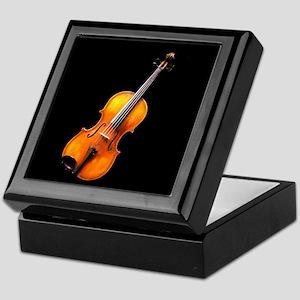 Violin / Viola 2 Keepsake Box