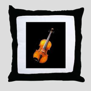 Violin / Viola 2 Throw Pillow