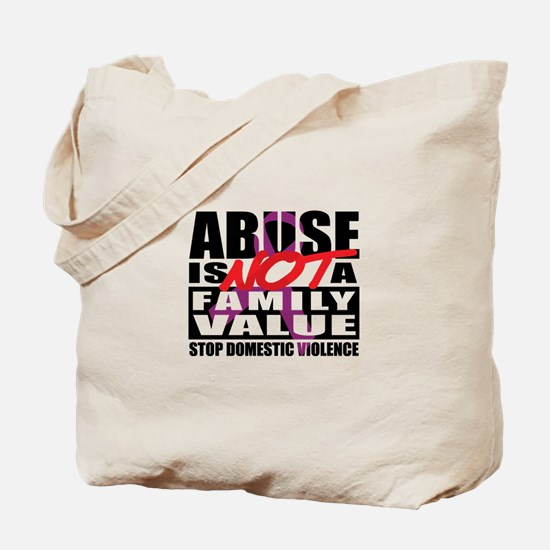 Hate is not a Family Value Tote Bag