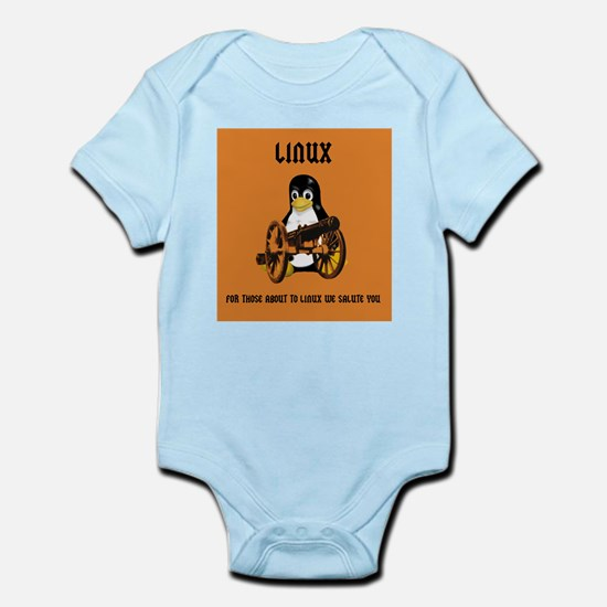 Linux Infant Creeper