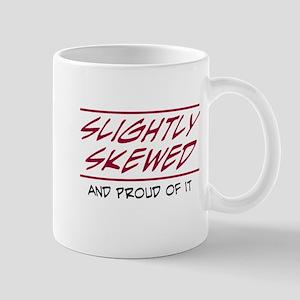 Slightly Skewed Mug