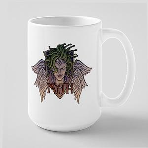 Myth Logo Large Mug