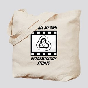 Epidemiology Stunts Tote Bag