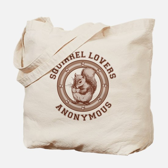 Squirrel Lovers Tote Bag