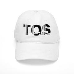 Tromso Airport Code Norway TOS Baseball Cap