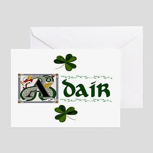 Adair Celtic Dragon Greeting Cards (Pk of 10)