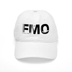 Munster Airport Code Germany FMO Baseball Cap