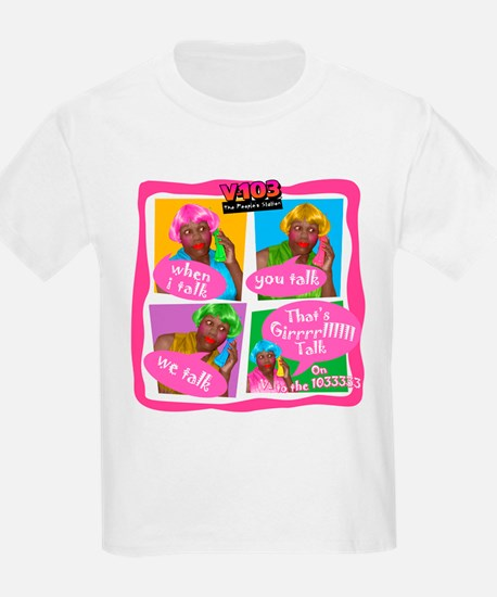 Miss Sophia's Girl Talk T-Shirt