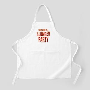 Slumber Party Theater BBQ Apron