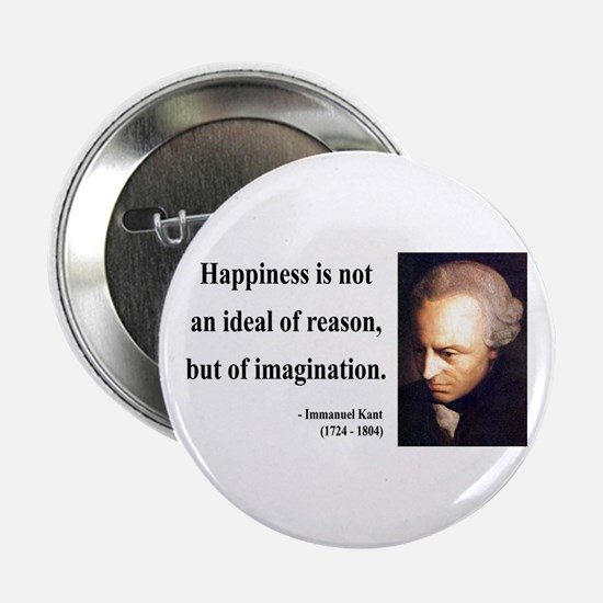 "Immanuel Kant 6 2.25"" Button"