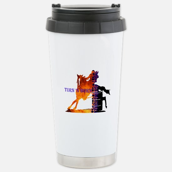 TNB Paint/Pinto Stainless Steel Travel Mug