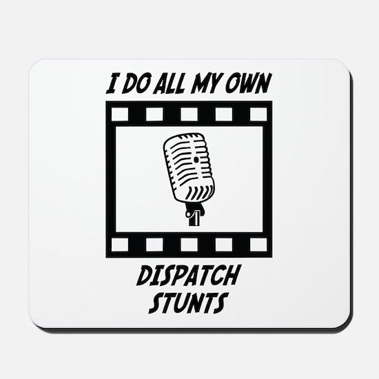 Dispatch Stunts Mousepad