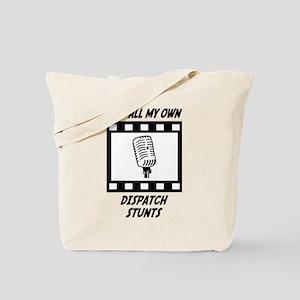 Dispatch Stunts Tote Bag