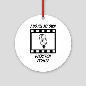 Dispatch Stunts Ornament (Round)