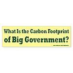 Big Govt. Bumper Sticker (50 pk)