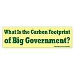 Big Govt. Bumper Sticker