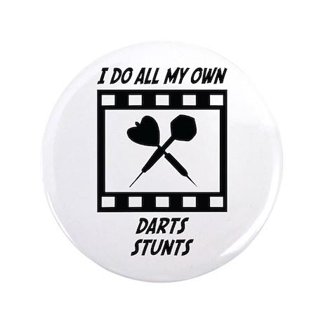 "Darts Stunts 3.5"" Button (100 pack)"